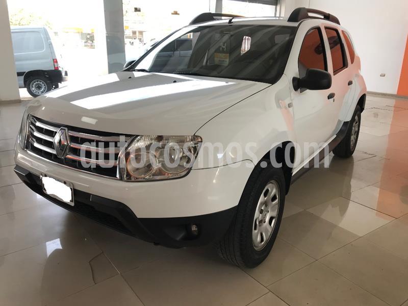 Renault Duster Confort Plus usado (2014) color Blanco precio $800.000