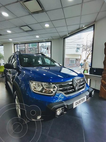 Foto Renault Duster Intens 1.6 CVT nuevo color Azul Acero financiado en cuotas(anticipo $829.000 cuotas desde $23.100)