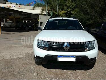 Renault Duster Expression  usado (2016) color Blanco precio $725.000