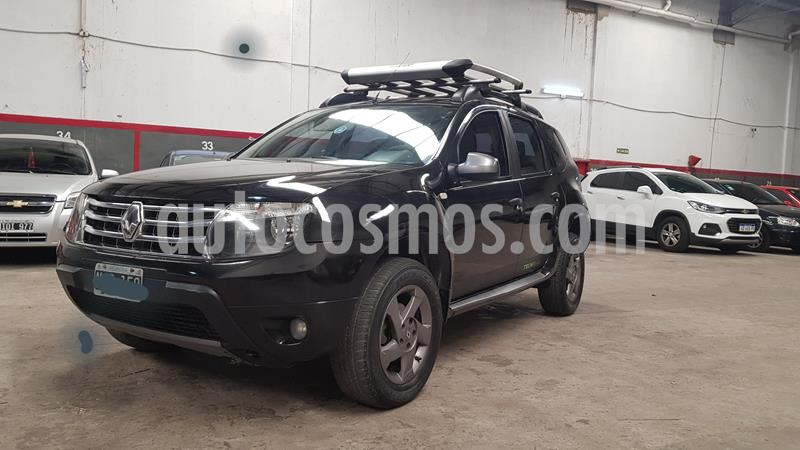 Renault Duster Edicion Limitada Tech Road  usado (2013) color Negro precio $920.000