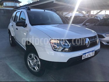 Renault Duster Expression  usado (2019) color Blanco precio $870.000