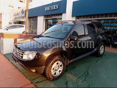 Renault Duster Confort Plus usado (2014) color Negro precio $520.000