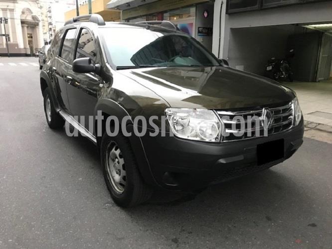 Renault Duster Confort usado (2011) color Verde Amazona precio $620.000