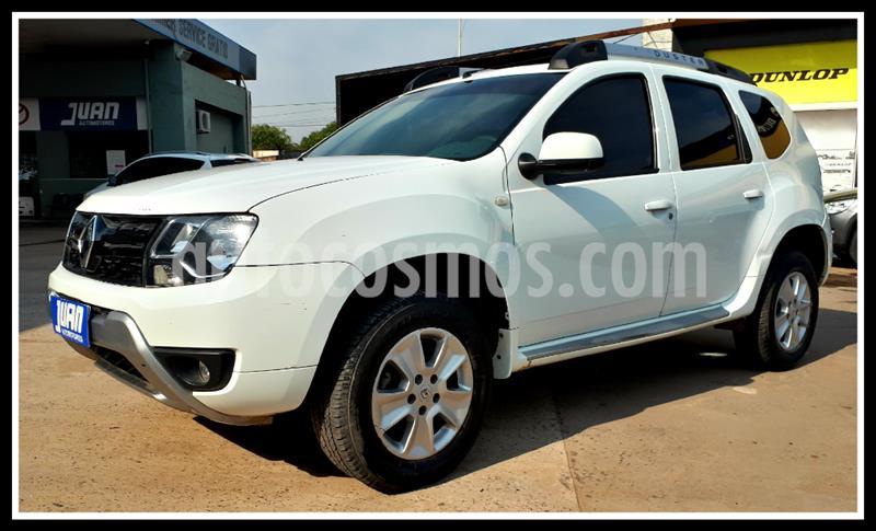 Renault Duster Privilege 2.0 usado (2016) color Blanco precio $1.020.000