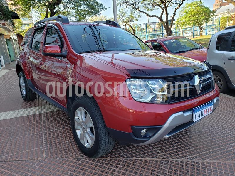 Renault Duster Privilege  usado (2018) color Rojo precio $1.070.000