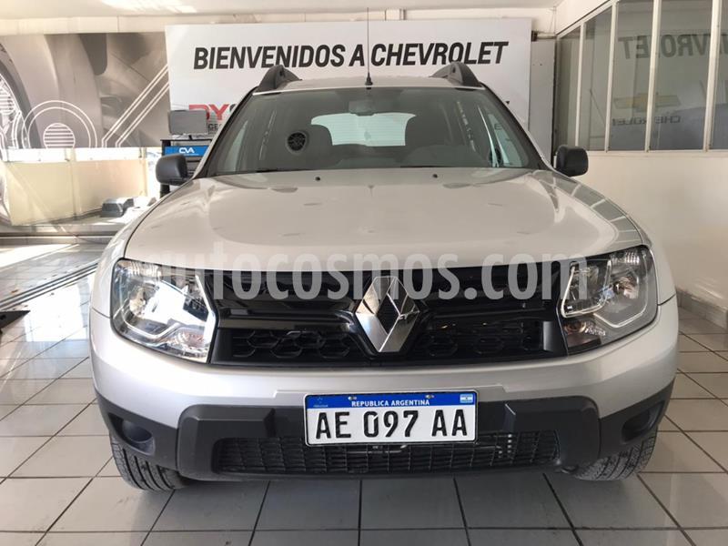 Renault Duster Expression  usado (2020) color Gris Claro precio $1.370.000