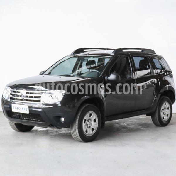 Renault Duster Confort Plus usado (2014) color Negro Nacre precio $720.000