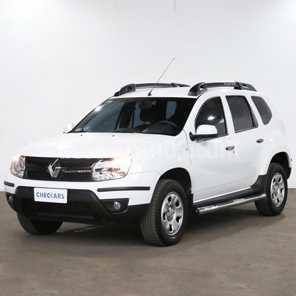 Renault Duster Dynamique usado (2018) color Blanco precio $1.365.000