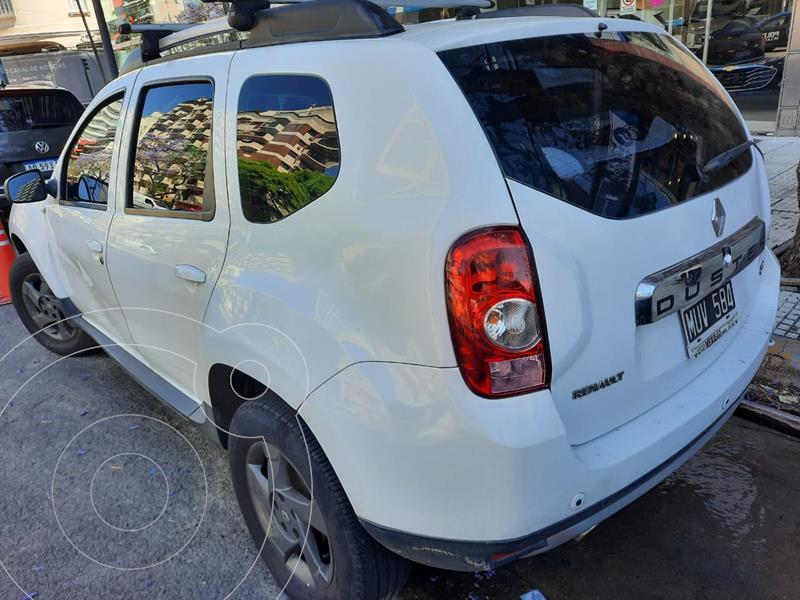 Renault Duster Luxe 4x4 usado (2013) color Blanco Glaciar precio $1.190.000
