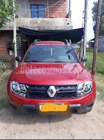 Renault Duster Expression usado (2019) color Rojo precio $880.000