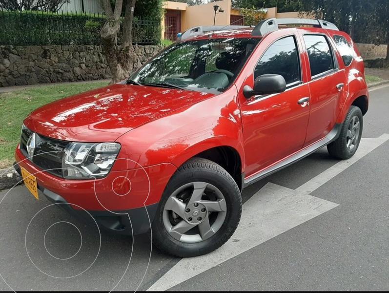 Renault Duster 1.6L Expression 4x2 usado (2017) color Rojo Pavot precio $43.900.000