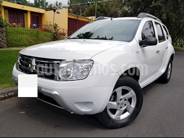 Renault Duster 2.0L Dynamique  Plus usado (2016) color Blanco precio $26.000.000