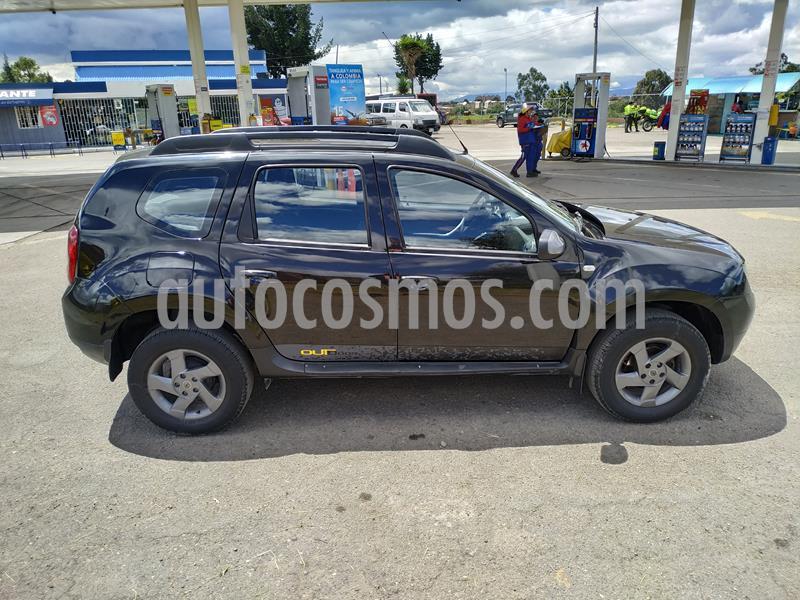 Renault Duster 1.6L Expression 4x2 usado (2015) color Negro Nacarado precio $34.000.000