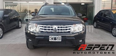 Foto venta Auto usado Renault Duster Confort Plus (2013) color Negro precio $400.000