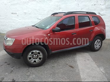 Renault Duster Confort Plus usado (2013) color Rojo precio $480.000