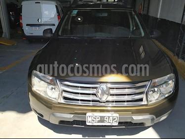 Foto venta Auto usado Renault Duster Confort Plus (2013) color Verde Oscuro precio $230.000