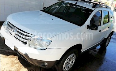 Foto venta Auto usado Renault Duster Confort Plus (2013) color Blanco Glaciar precio $315.000