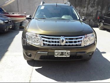 Foto venta Auto usado Renault Duster Confort Plus (2013) color Verde Oscuro precio $180.000