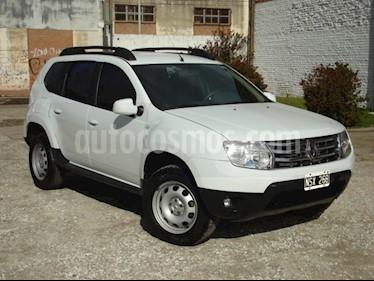 Foto venta Auto usado Renault Duster Confort (2014) color Blanco precio $190.000