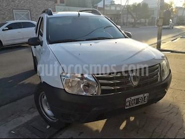 Foto venta Auto usado Renault Duster Confort (2011) color Blanco Glaciar precio $265.000