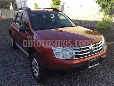Foto venta Auto Seminuevo Renault Duster DUSTER ZEN TA (2018) color Rojo Fuego precio $205,000