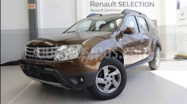 Foto Renault Duster Dynamique Aut Pack usado (2015) color Cafe precio $173,000