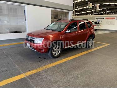 Foto venta Auto usado Renault Duster Dynamique Aut Pack (2013) color Rojo precio $135,000