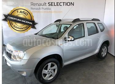 Foto venta Auto usado Renault Duster Dynamique Aut Pack (2013) color Plata precio $145,000