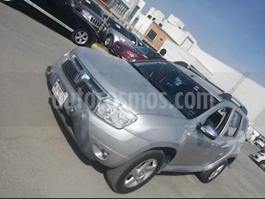 Foto venta Auto usado Renault Duster Dynamique Aut Pack (2013) color Plata precio $135,000