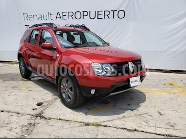 Foto venta Auto usado Renault Duster Dynamique Aut Pack (2017) color Rojo precio $223,000