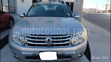 Foto venta Auto usado Renault Duster Dynamique Aut Pack (2015) color Gris precio $175,000