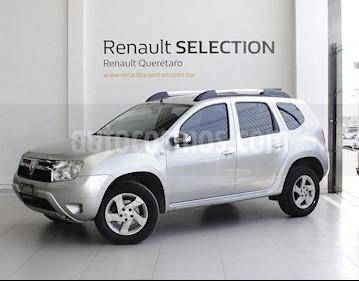 Foto venta Auto usado Renault Duster Dynamique Aut Pack (2013) color Gris precio $168,000