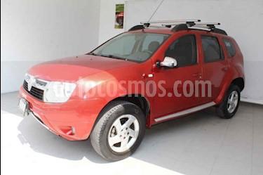 Foto venta Auto usado Renault Duster Dynamique Aut Pack (2014) color Rojo precio $169,000