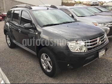 Foto venta Auto usado Renault Duster Dynamique Aut (2015) color Gris precio $158,000
