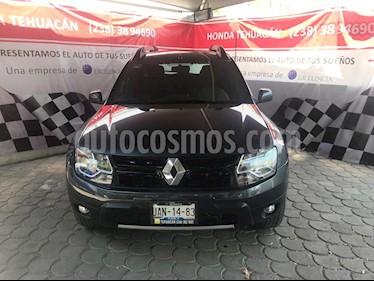 Foto venta Auto usado Renault Duster Dynamique Aut (2017) color Gris Estrella precio $210,000