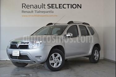 Foto venta Auto usado Renault Duster Dynamique Aut (2013) color Gris Estrella precio $155,000