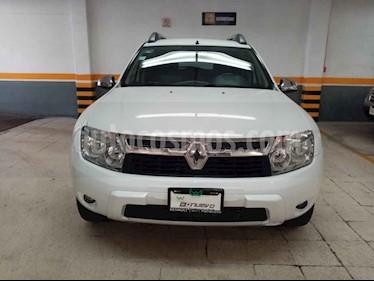 Foto Renault Duster Dynamique Aut usado (2013) color Blanco precio $135,000