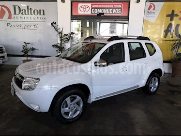 Foto venta Auto usado Renault Duster Dynamique Aut (2014) color Blanco precio $185,000