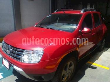 Foto venta Auto usado Renault Duster Dynamique Aut (2015) color Rojo Fuego precio $169,000