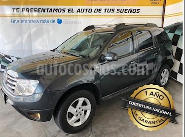 Foto venta Auto usado Renault Duster Dynamique Aut (2015) color Gris precio $175,000