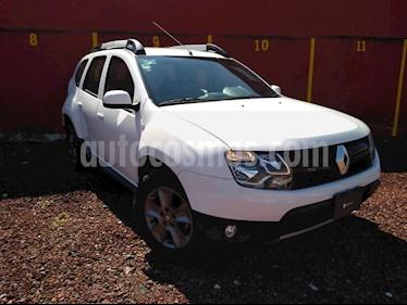 Foto venta Auto usado Renault Duster Dynamique Aut (2017) color Blanco Glaciar precio $203,000