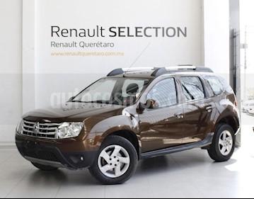 Foto venta Auto usado Renault Duster Dynamique Aut (2015) color Cafe precio $188,000