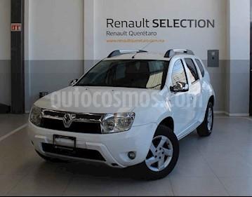 Foto venta Auto usado Renault Duster Dynamique Aut (2014) color Blanco precio $169,000