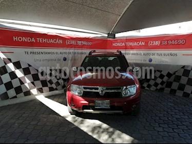 Foto Renault Duster Dynamique Aut usado (2013) color Rojo Fuego precio $139,000