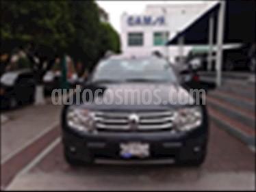 Foto Renault Duster DYNAMIQUE MEDIANAV TM usado (2015) color Gris Oscuro precio $182,900