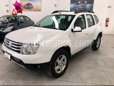 Foto venta Auto usado Renault Duster Dynamique (2015) color Blanco precio $185,000