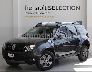 Foto venta Auto usado Renault Duster Dynamique (2017) color Gris precio $232,000