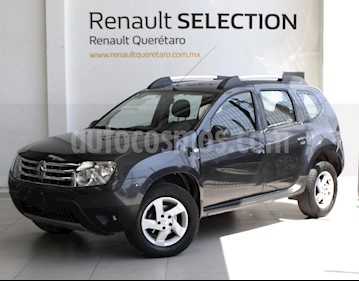 Foto venta Auto usado Renault Duster Dynamique (2015) color Gris precio $188,000