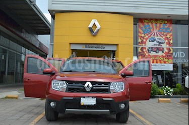 Renault Duster Dynamique usado (2017) color Rojo Fuego precio $215,000