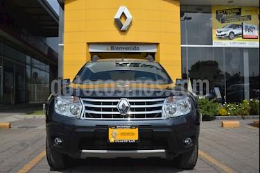 Foto venta Auto Seminuevo Renault Duster Dynamique (2015) color Gris precio $175,000